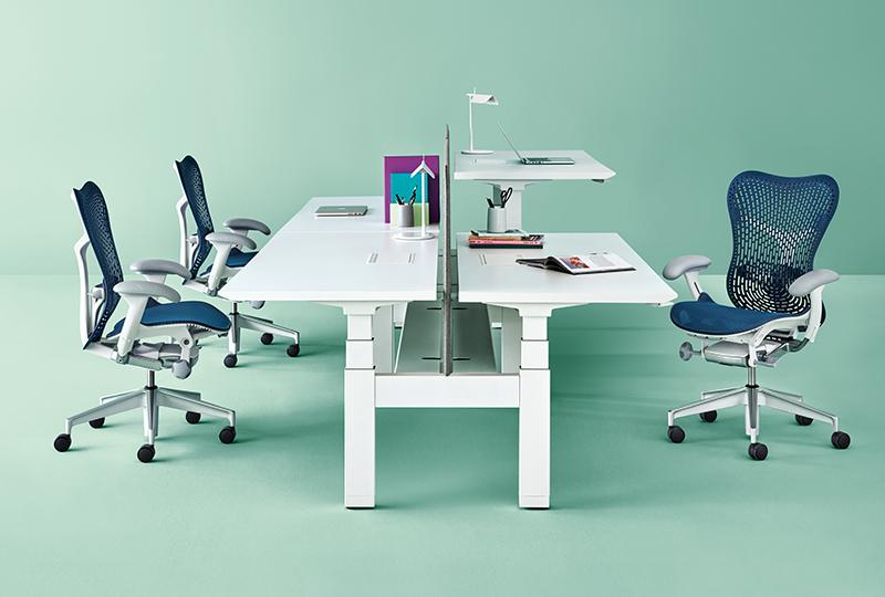 Ergonomiškas stalas